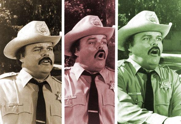 Las desventuras del Sheriff Lobo Perkins