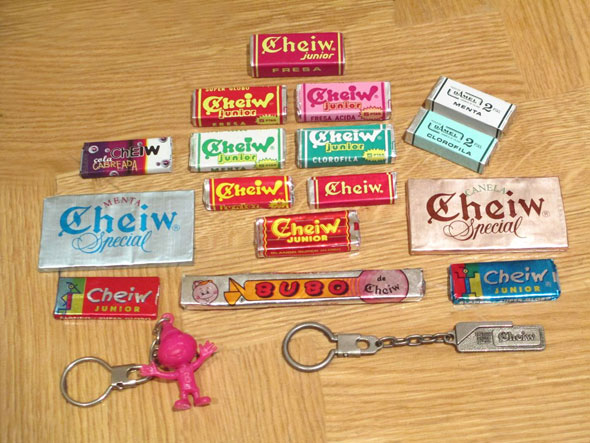 Cheiw-chicles