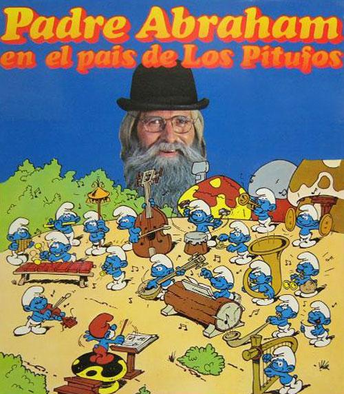 Padre-Abraham-Pitufos