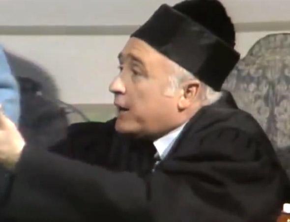 Sr. Chinarro juez