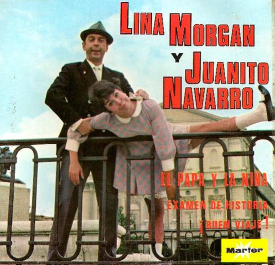 Lina-Morgan-Juanito-Navarro