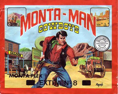 Montaman cowboy