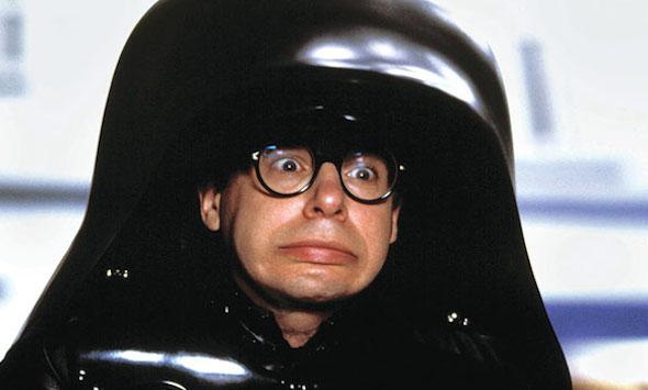 Spaceballs (1987) Directed by Mel Brooks Shown: Rick Moranis